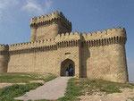 Баиловский замок, Баку