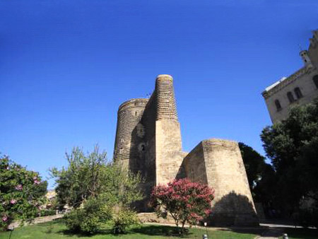 Maiden`s Tower, Baku